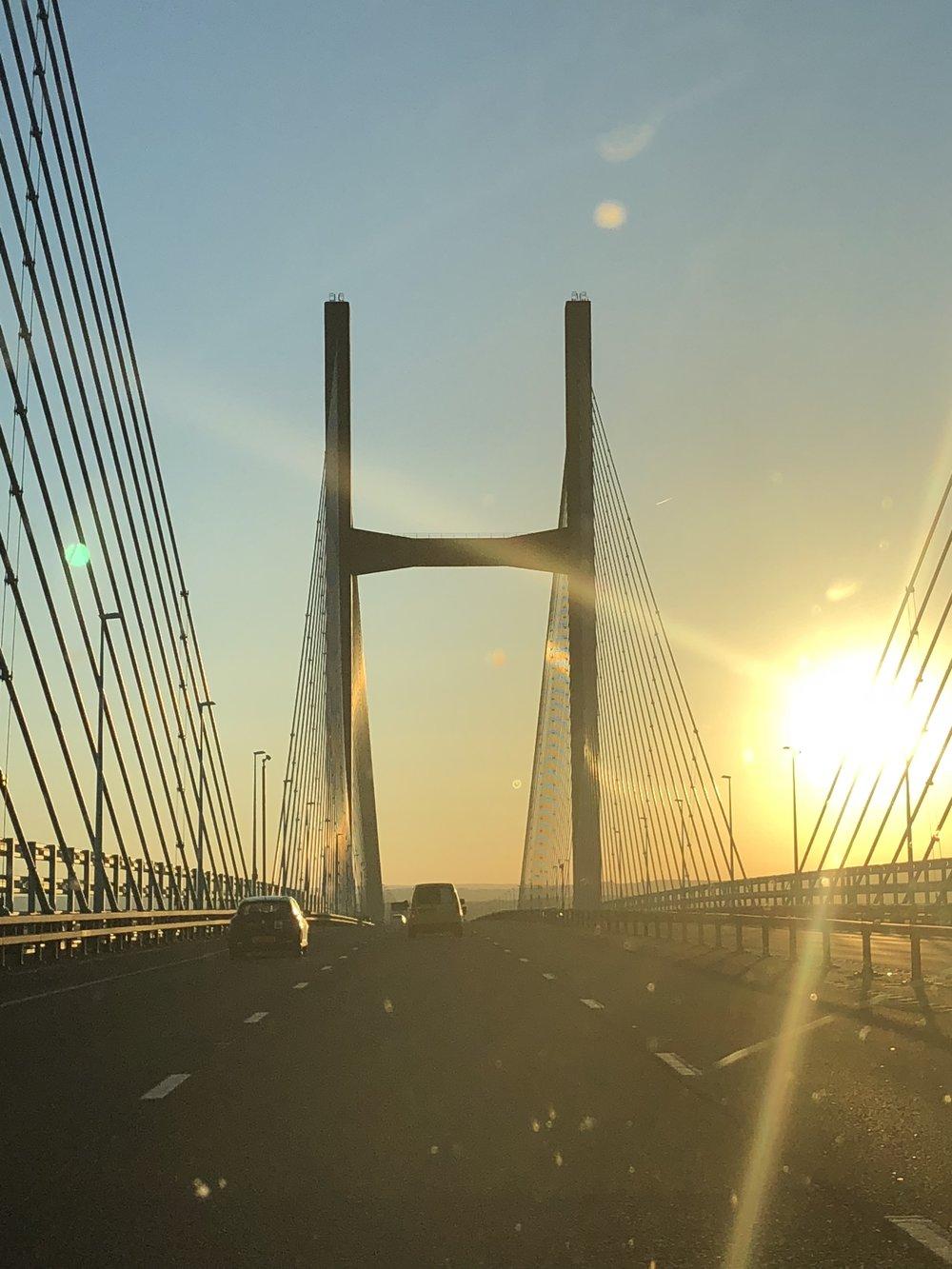 Such a beautiful bridge.