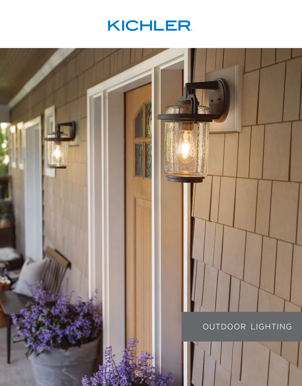 kichler outdoor lighting -