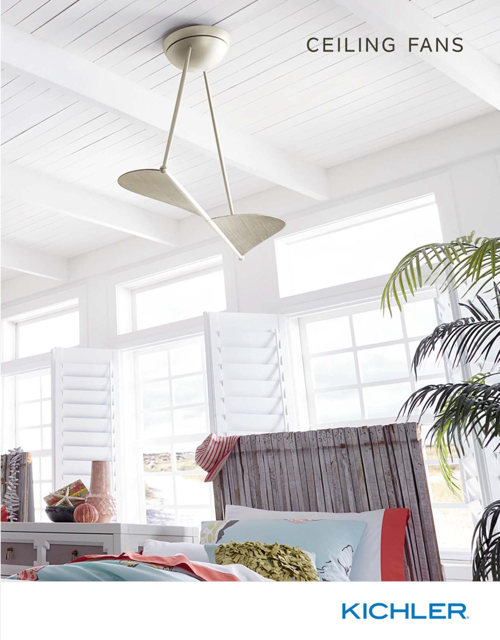 kichler fan catalog -