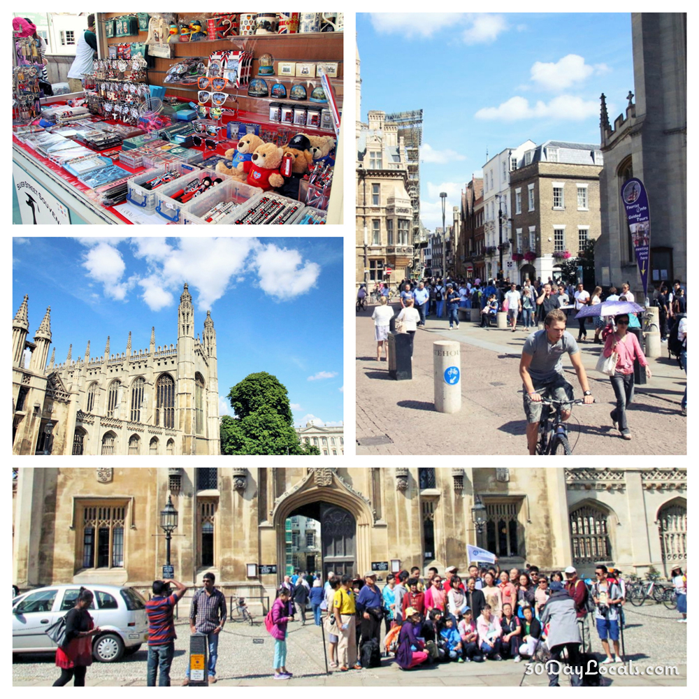 Tips for Visiting Cambridge England - 30 Days Locals