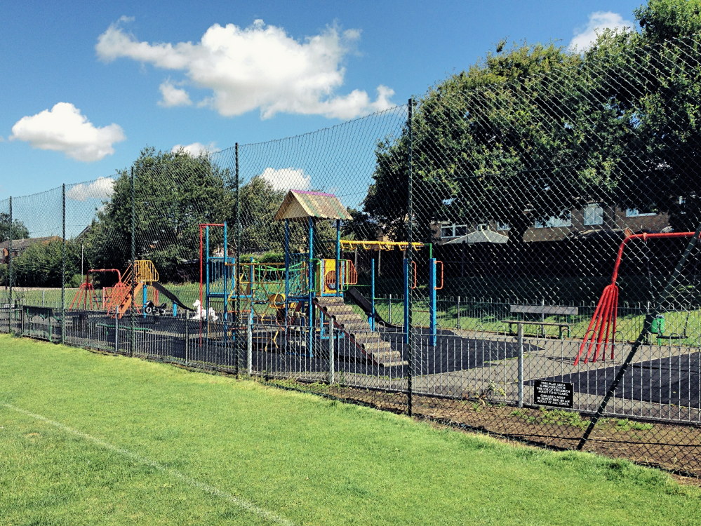 The Buckden England Playground