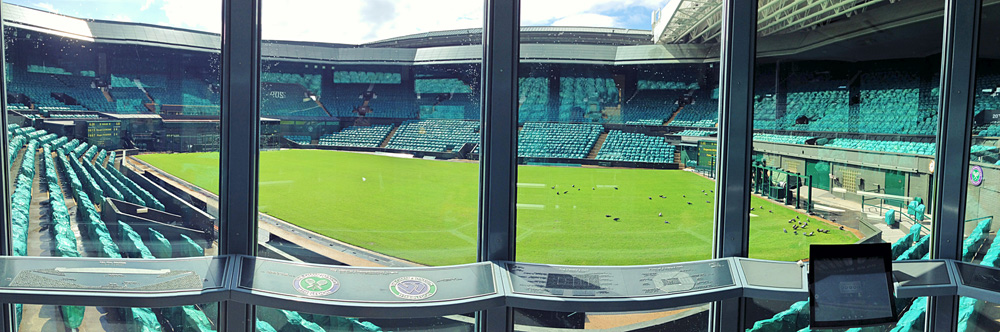 Wimbledon Centre Court Panorama