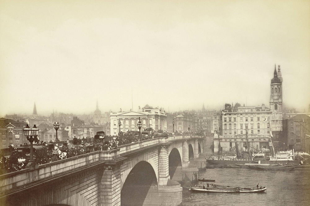 London Bridge 19th Century