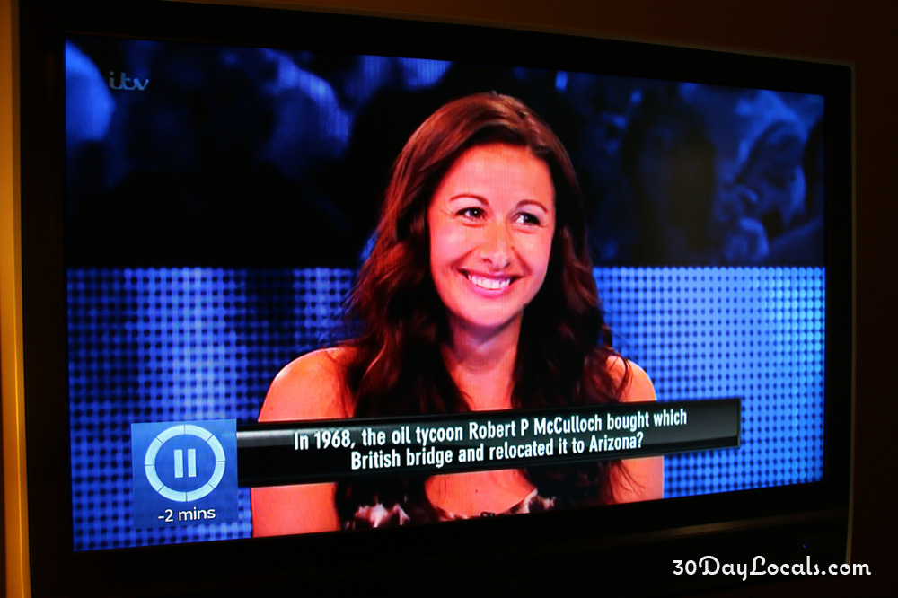 London Bridge on Tipping Point