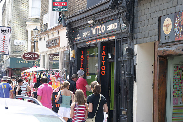 Notting Hill Tattoo Parlour