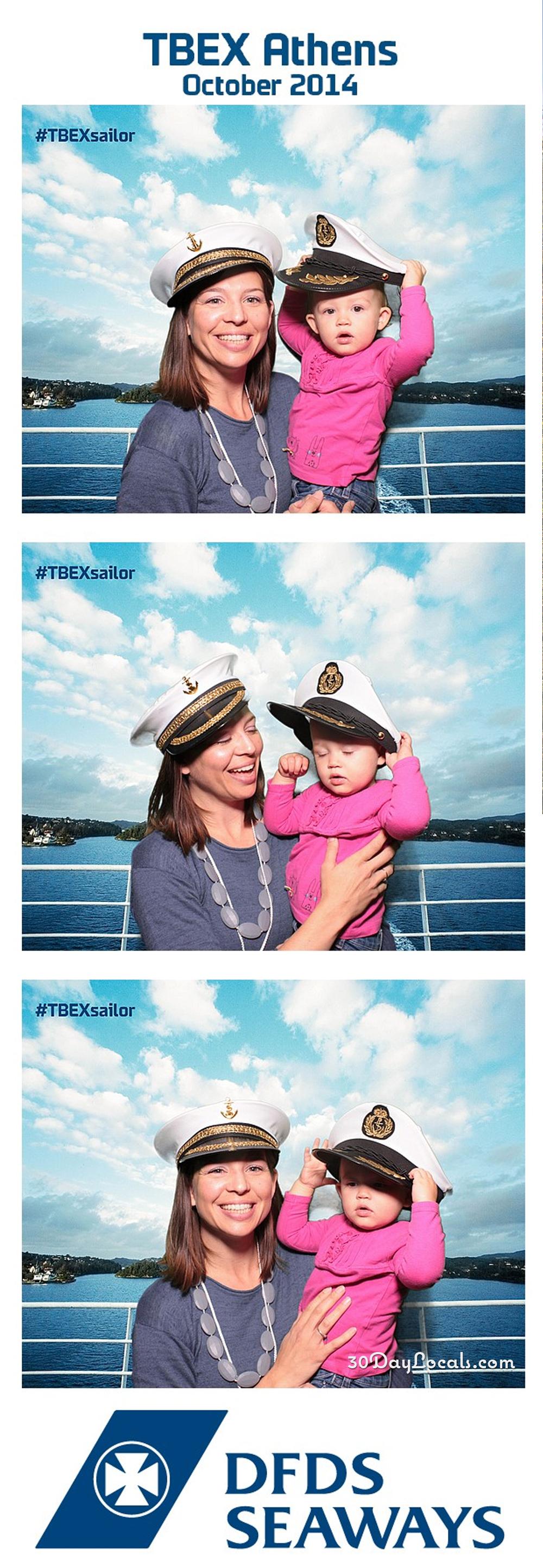 TBEX Europe 2014 Sailing DFDS Seaways - 30 Day Locals