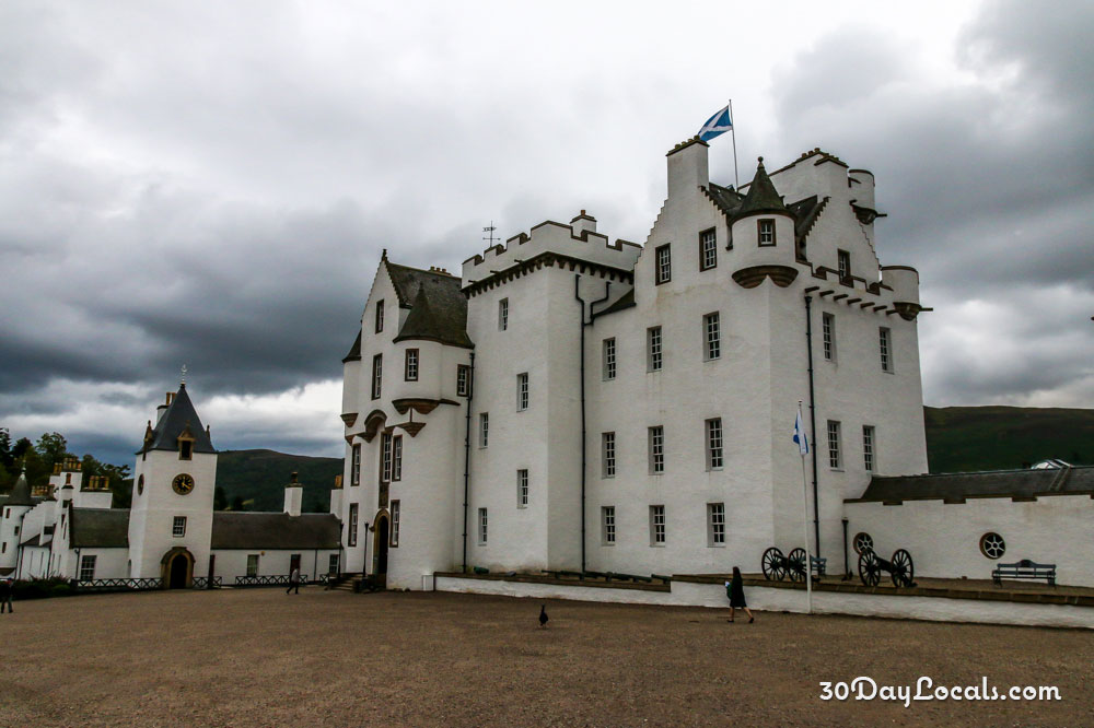 Blair Castle Scotland