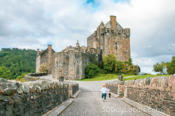 Learn why we think Scotland is a great place to visit with a baby and 4 other European cities you really should have on your list of places to visit.
