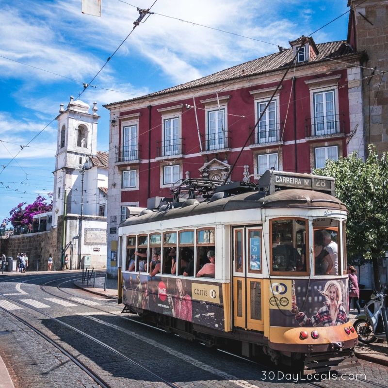 Planning a family vacation to Europe? See why Lisbon, Portugal is in our top 5 cities to travel to with school-aged children.