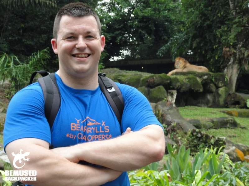 Learn how Michael Huxley from Bemused Backpacker turned his love of travel into a full time job.