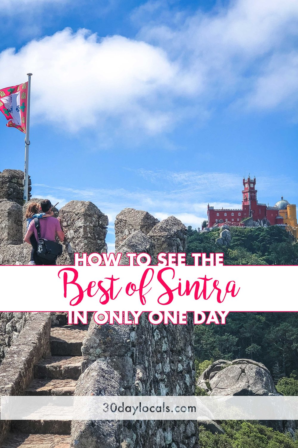 Planning a trip to Lisbon Portugal? Do not forget to include a day trip to Sintra! Here are the top tips for making the most of your visit.