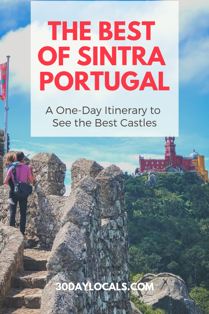 Have you heard of Sintra? It's a magical land of castles close to Lisbon Portugal. Your kids will love it! Here's how to make the most of a day trip.