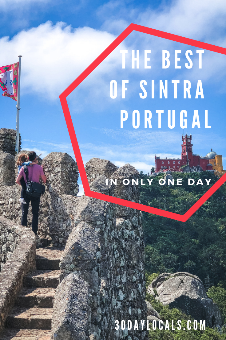 Going to Portugal? You must visit Sintra. We promise your kids will love it and it is an easy day trip from Lisbon.