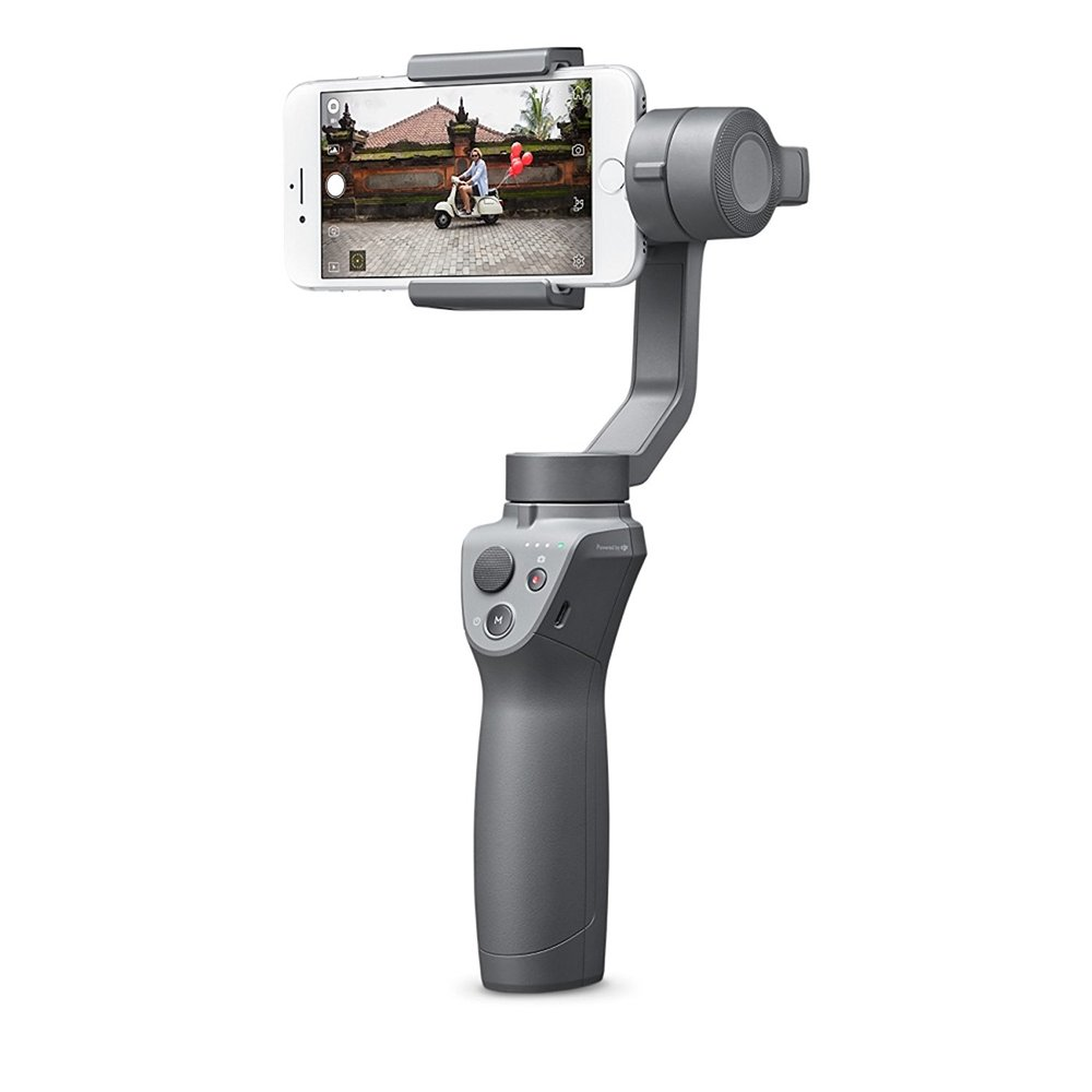Best Holiday Gifts for Travelers who Love Tech - Gimbal camera stabilizer