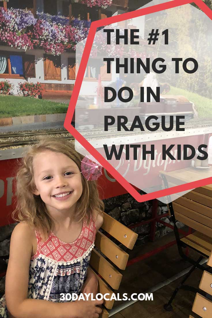Family trip to Prague? Our daughter LOVED this restaurant and your kids will too. Top tip from our family vacation in Prague. #prague #familyvacation #travelwithkids