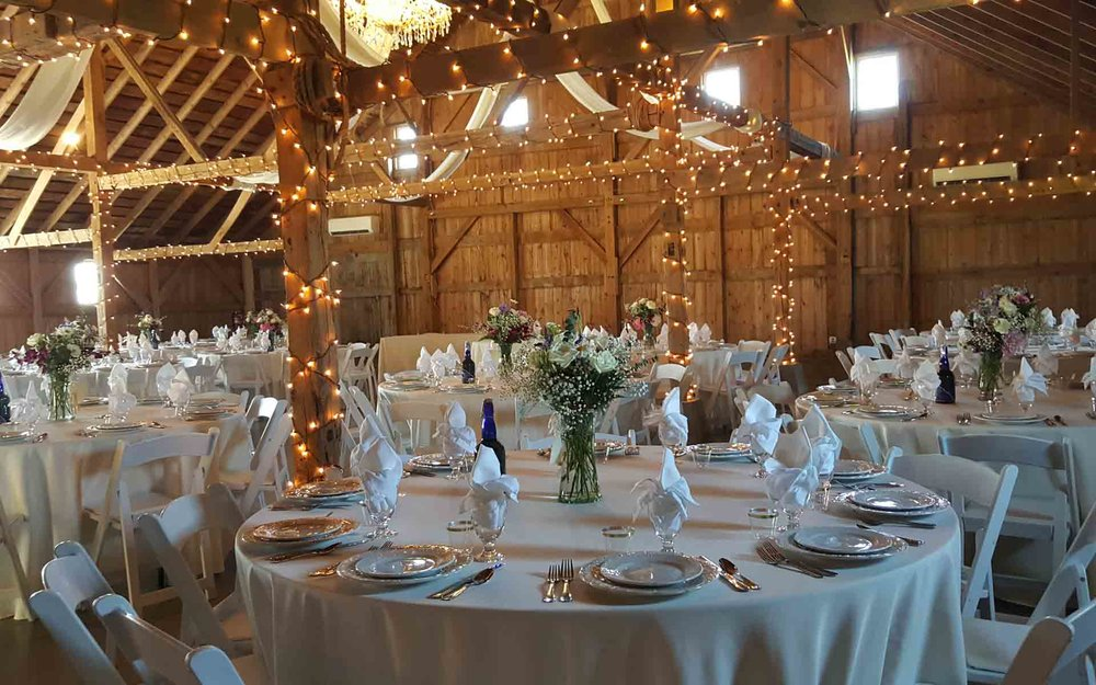We are the perfect setting for your wedding!