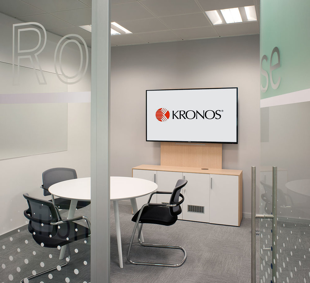 Kronos Bracknell Meeting Room