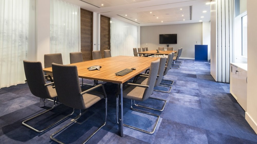 Neon Underwriting Dual Boardroom