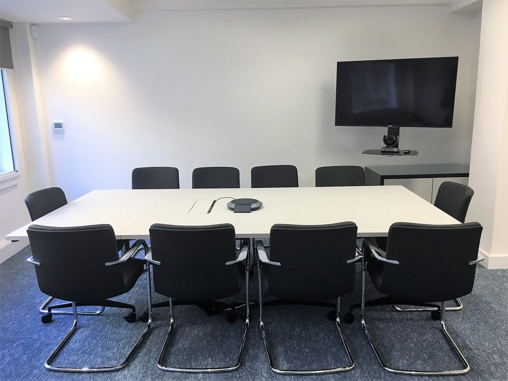 ElectraLink Split Meeting Space