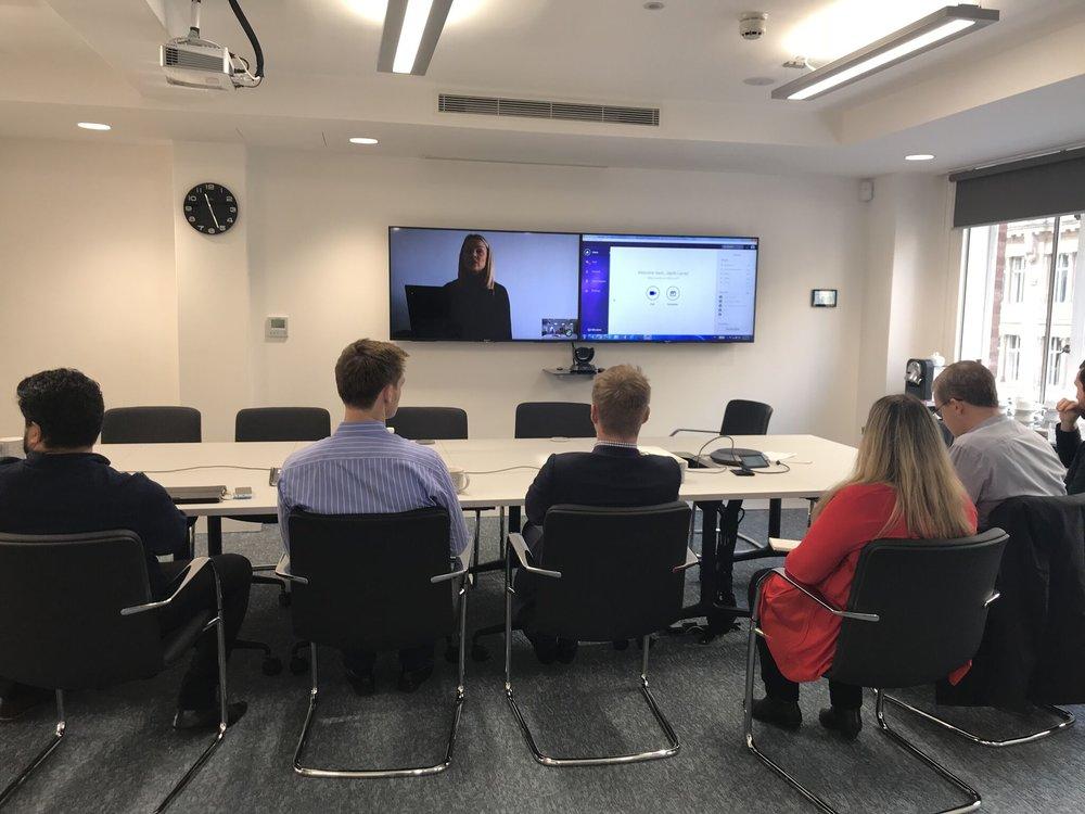 Video Conferencing -