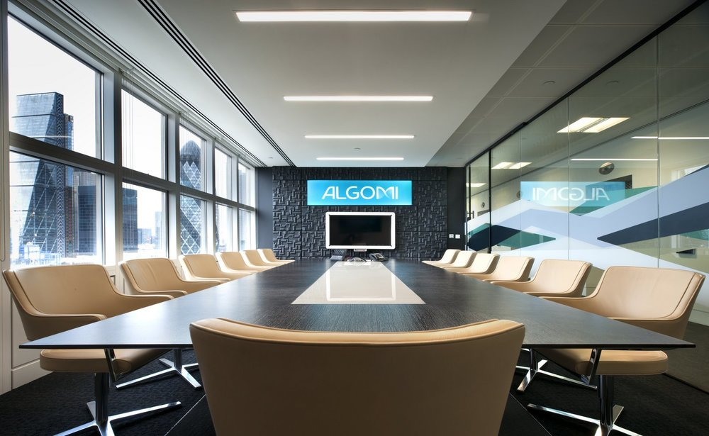 Algomi Conference Room