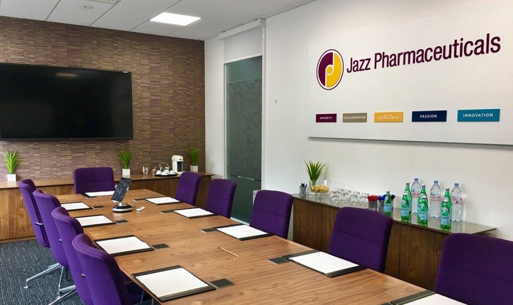 Jazz Pharmaceuticals Boardroom