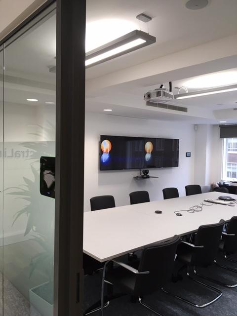 ElectraLink Dual Boardroom