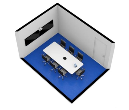 Medium Room - Engaging and productive meeting spaces.From £3,900 + VAT