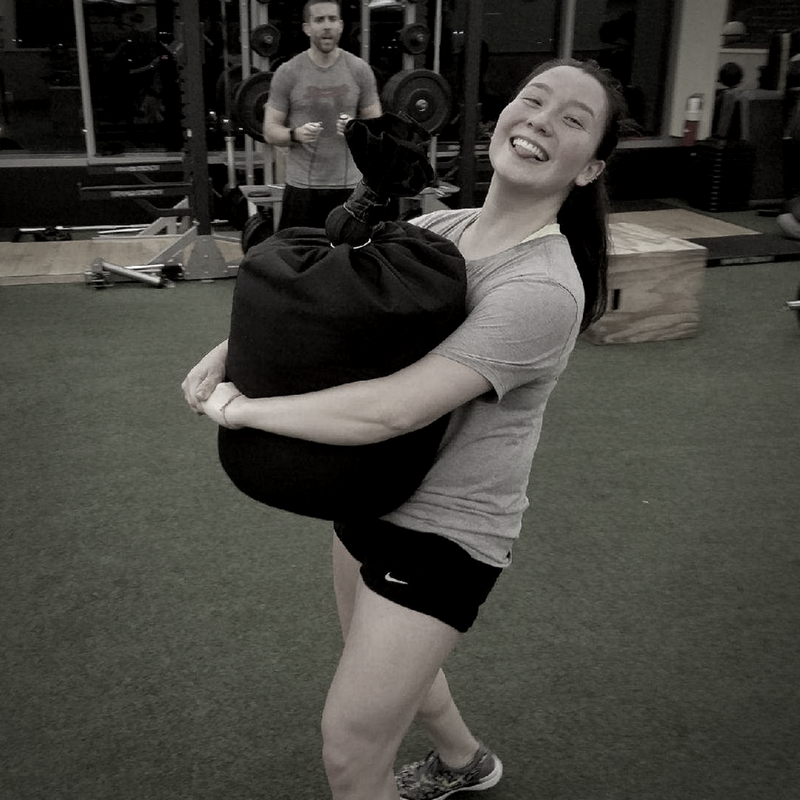 The sandbag will set you free. - It eliminates pain and takes you to the depths of your soul.Learn more ➝