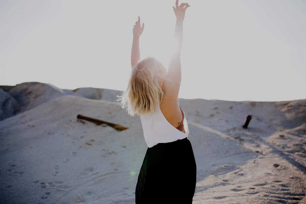MOVE TO MANIFEST™8 Weeks to Clarity& Vision -
