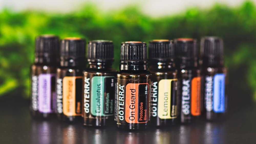 become the healer in your home. - Get education and special offers from doTERRA.