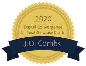 J.O. Combs Unified School District in San Tan Valley, Arizona, has been selected as the NCDC2020 National Showcase District.