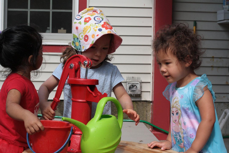 Infant Toddler Childrens Center