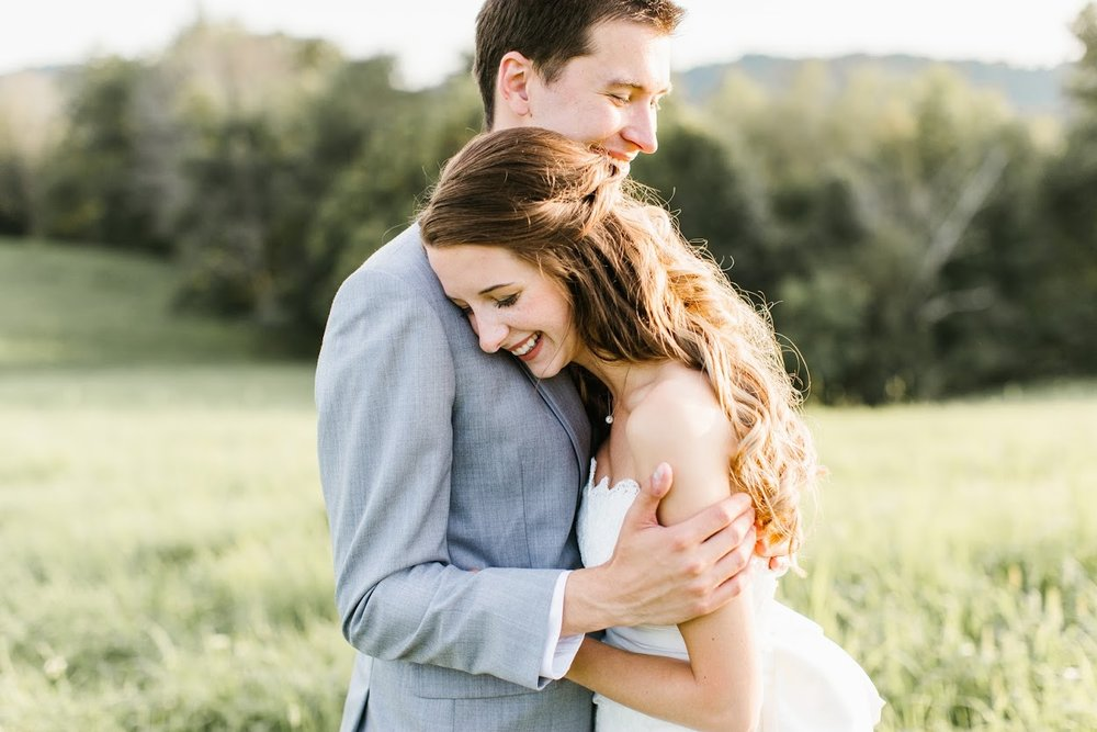 Photo by the incredibly talented Stefanie Madison from  Be Light Photography .  You can view the rest of our wedding gallery  here!