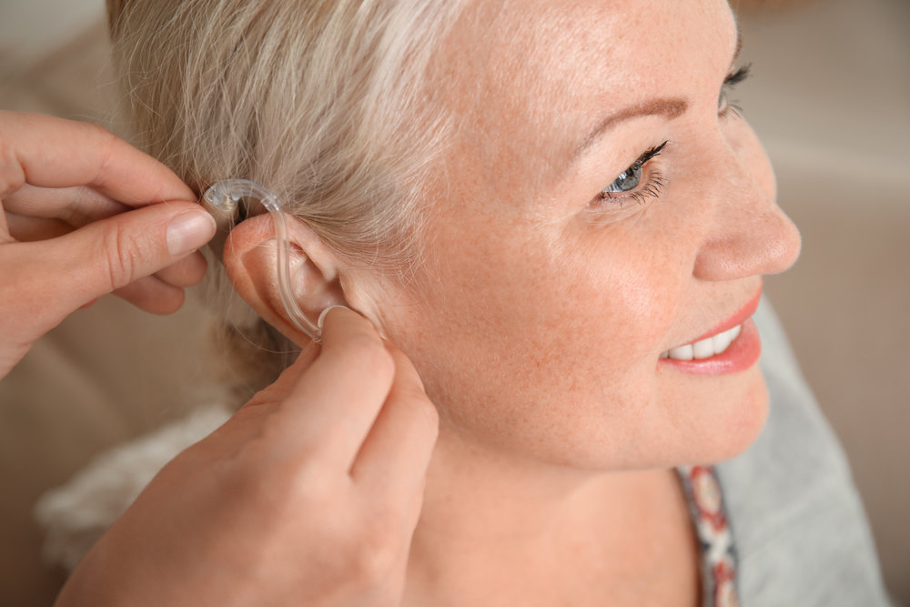 Step 1: -  Our hearing experts will check that your hearing aids feel comfortable & fit properly.