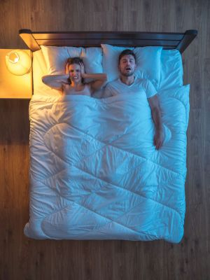 Both hearing loss and sleep apnea can have a negative impact on your personal relationships.