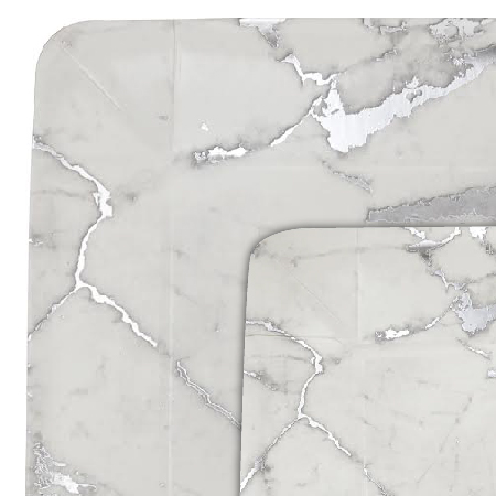 Silver Marble(Square)