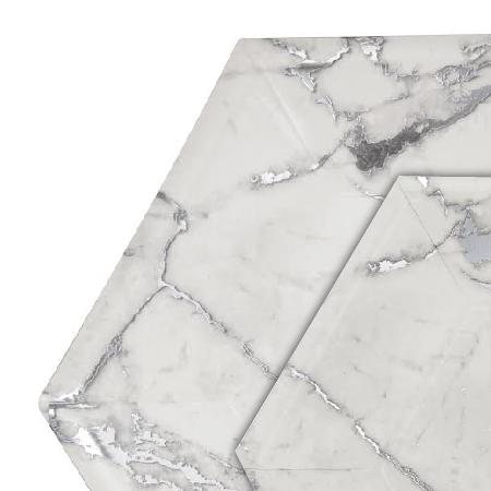 Silver Marble(Polygon)