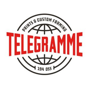Telegramme Prints and Custom Framing