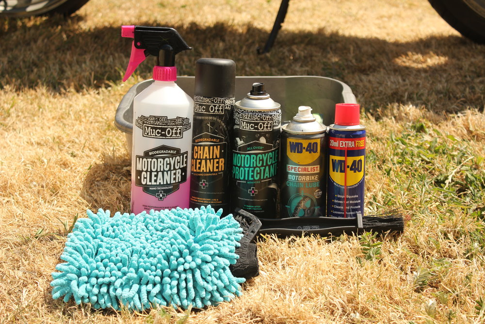Muc-Off Cleaning Supplies