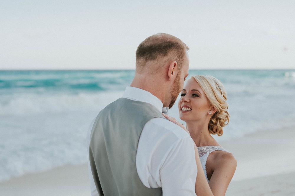 Jake & Danielle - Destination Wedding - Cancun