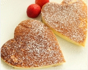 Tasty Hearts Treat Class (3-5 year olds) 2/3 @10am.  $50