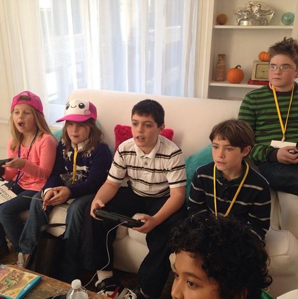 Blogger kids