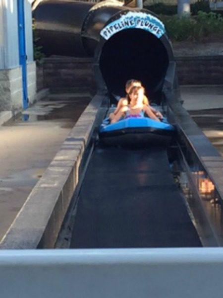 Dutch Wonderland Water Ride