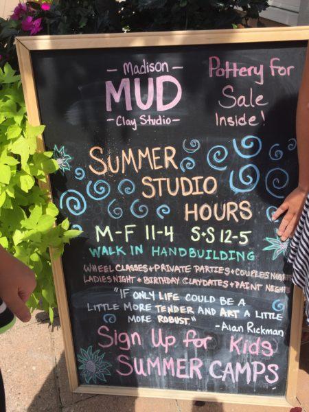 Madison Mud