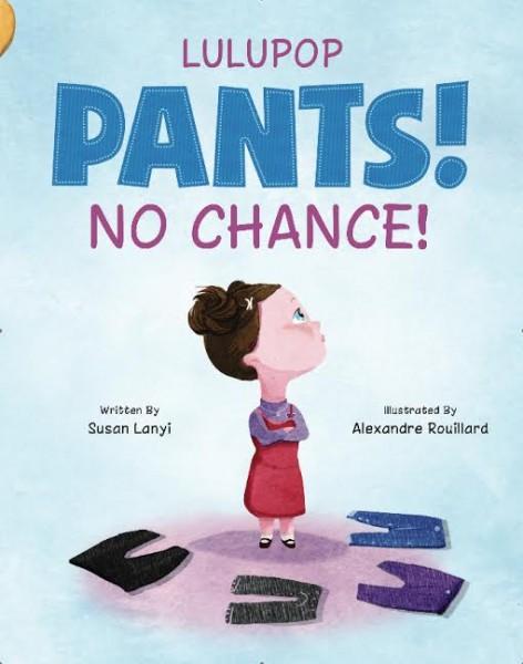 Pants No Chance