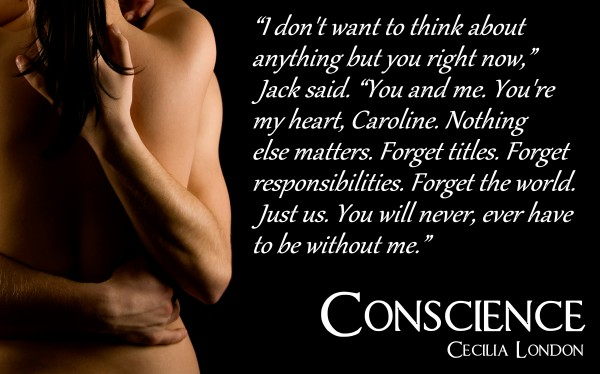 conscience heart teaser blog tour