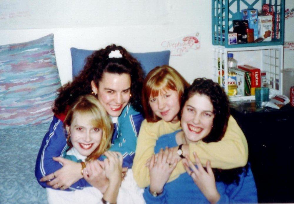 1992 19 years best buds.JPG