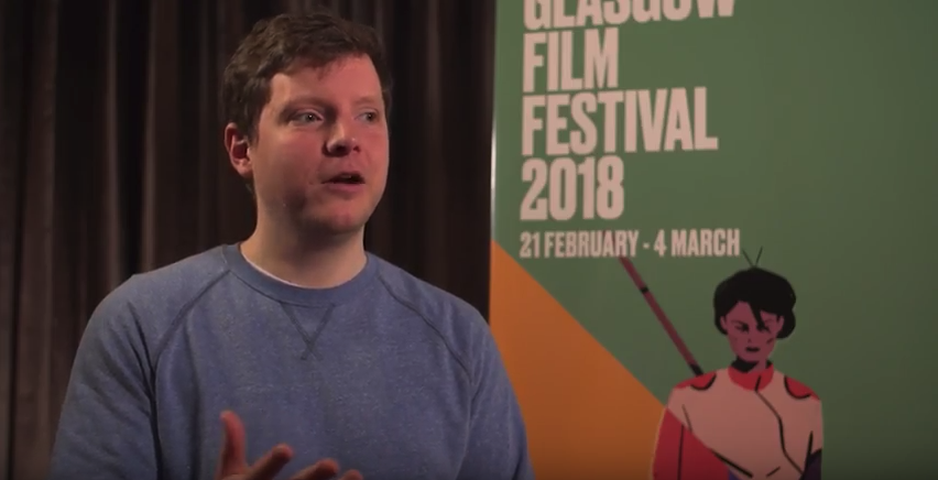 Director Douglas King sat down with the Glasgow Film Festival team to chat film and how much the festival means to him.  - Director Douglas King sat down with the Glasgow Film Festival team to chat film and how much the festival means to him.