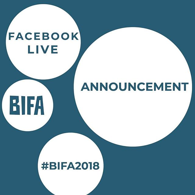 What a way to finish the first leg of our tour 😍 We are traveling to London for the @bifa_film awards! (Did we mention our nomination??) Tune in to Facebook live at 6.30pm to see how we get on and how fancy 😅 we look. #bifa #supportindiefilm #bifaawards #supernovember